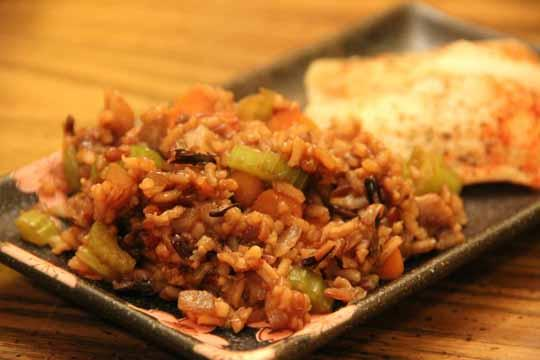 Chicken Fried Rice (Low Gi)