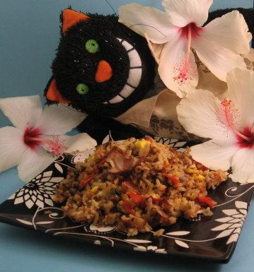 Heart Stopping Fried Rice