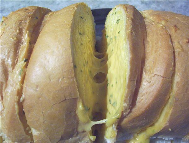 Easy Cheesy Cheddar Bread