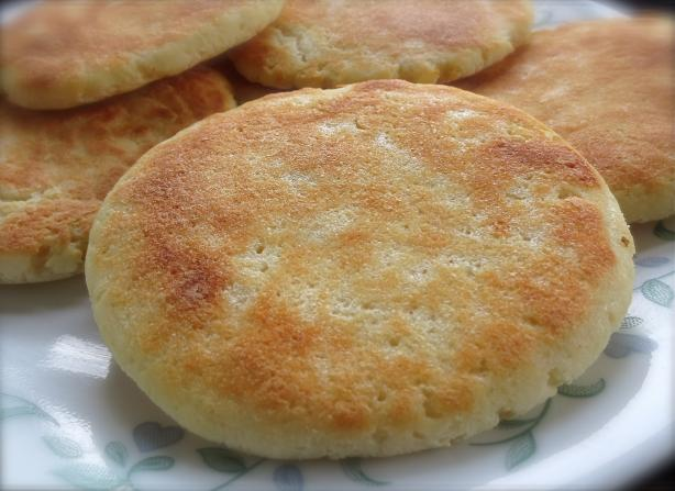 Gluten-Free Naan / Roti (Indian Flat Bread) - Version #1