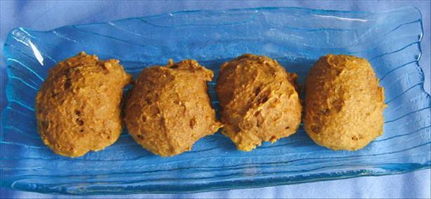No-Guilt Pumpkin Cookies
