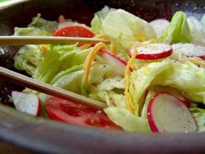 Julie's Everyday Salad