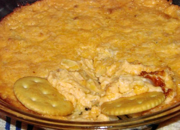 Baked Onion and Cheese Dip