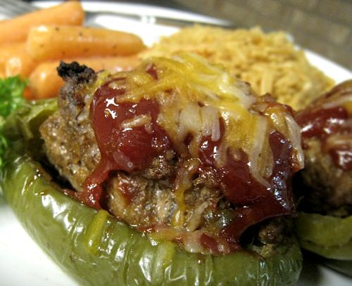 Heinz 57 Stuffed Bell Peppers