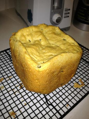 Jalapeno Cheese Bread for Bread Machine