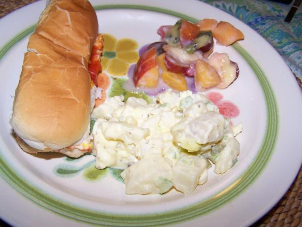 Vicki's Classic Potato Salad