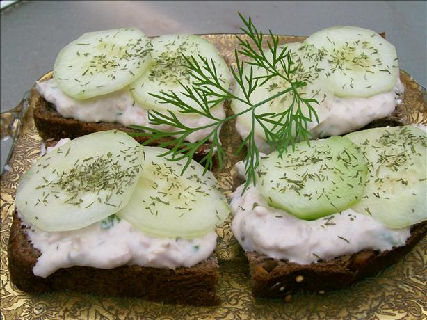 Tuna Spread With Capers