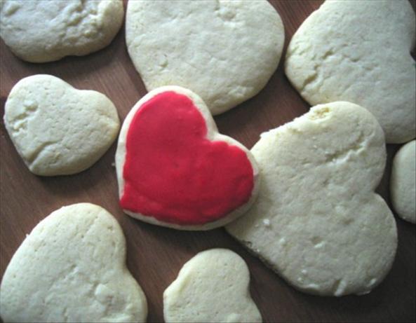Ann's Soft Sugar Cookies