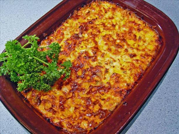 Corn Casserole With Jalapenos
