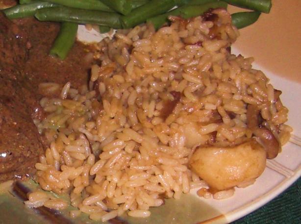 The Rice Dish