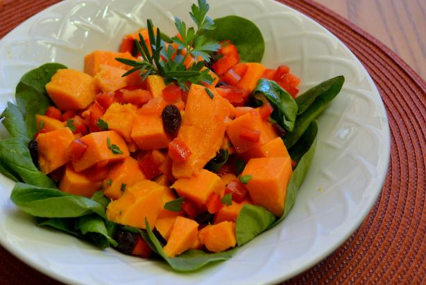Amazing Sweet Potato Salad