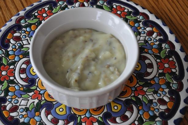 Condensed Cream of Chicken or Mushroom Soup (Gluten Free)