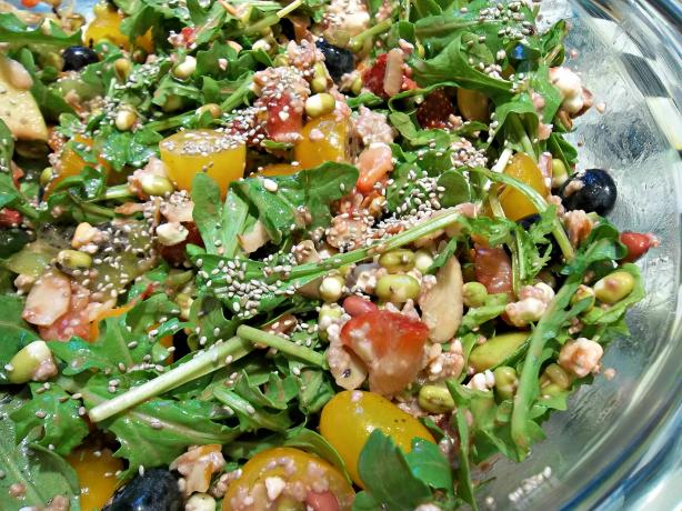 Summer Sweet Spring Salad.