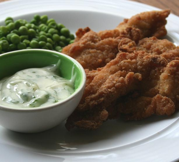 Honey Dill Dipping Sauce