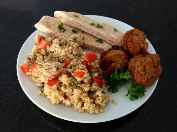 World's Best Tabbouli / Tabouli / Tabbouleh / Tabouleh Salad