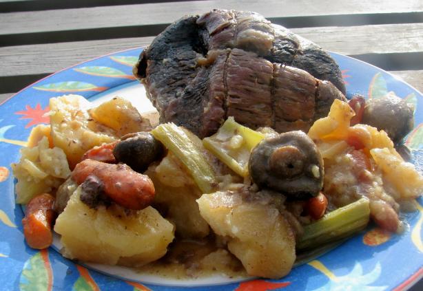 Pot Roast in the Crock Pot