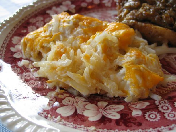 Donna's Creamy Hash Browns Casserole