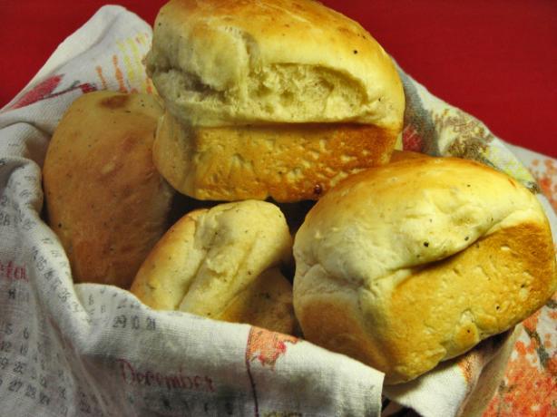 Double-Cheese Onion Bread (Bread Machine)