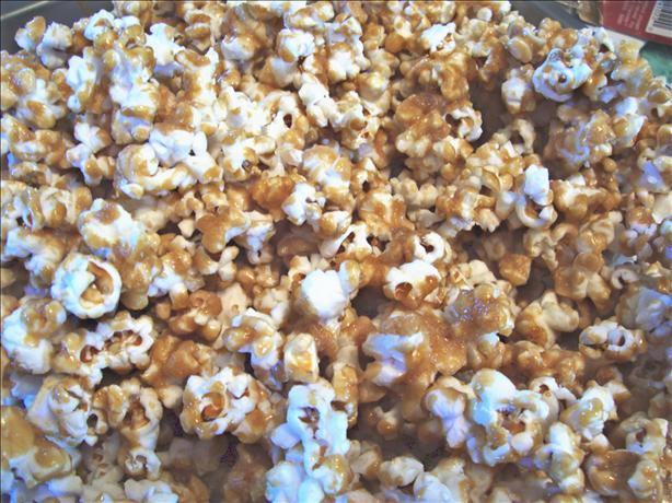 Mom's Caramel Corn