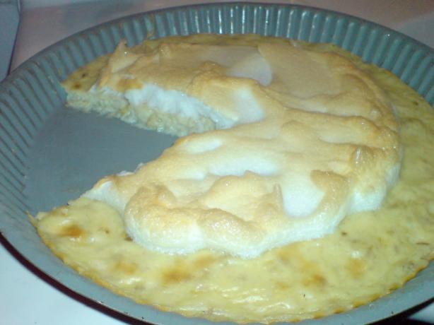 Banana Pudding II