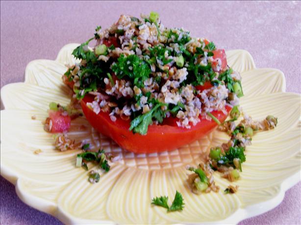 Mint Tabbouli Salad