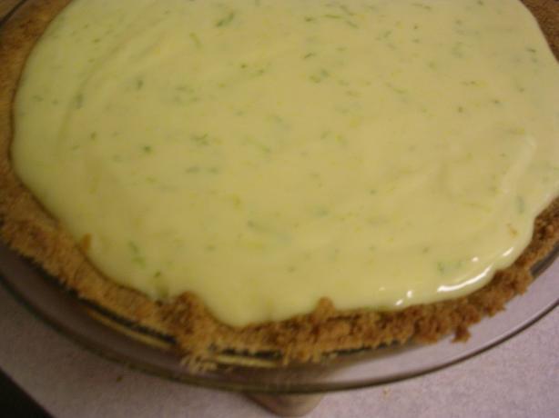 Mimi's Fresh Key Lime Pie