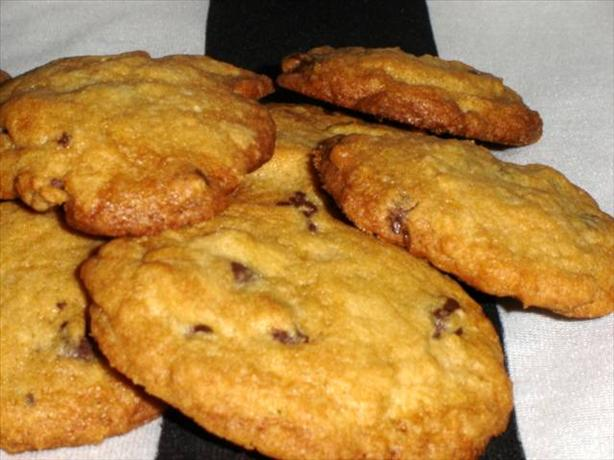 Mom's Soft Chocolate Chip Cookies