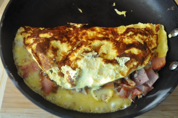 Brie & Bacon Omelet (Treasure Trove #10)