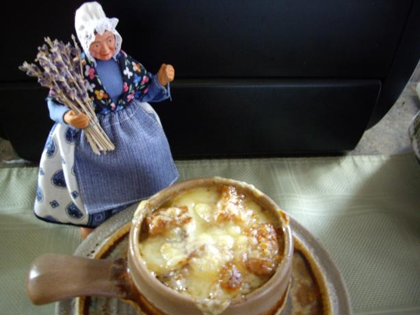 Grandpa Parker's French Onion Soup
