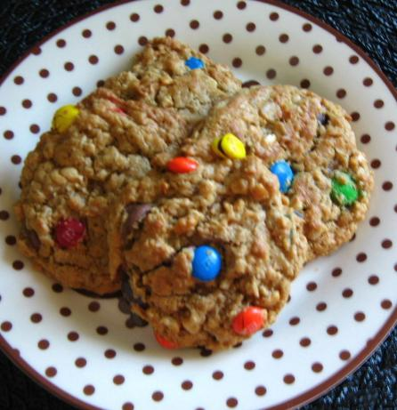 Ann Romney's M&M's Cookies