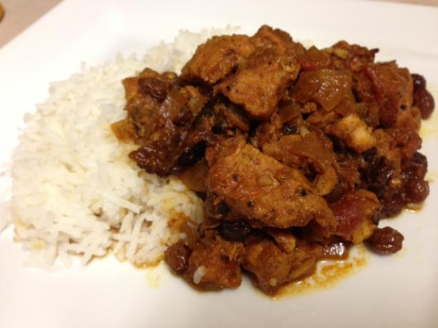 Moroccan Chicken: Made on Stove Top, Crock-Pot or Tagine