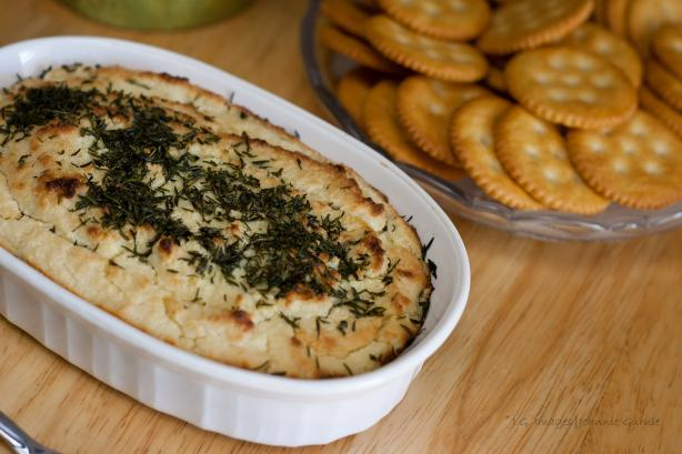 Almond 'feta Cheese' Spread With Herb Oil (Vegan)