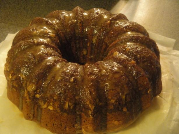 The Best (Cinnamon Pecan) Coffee Cake