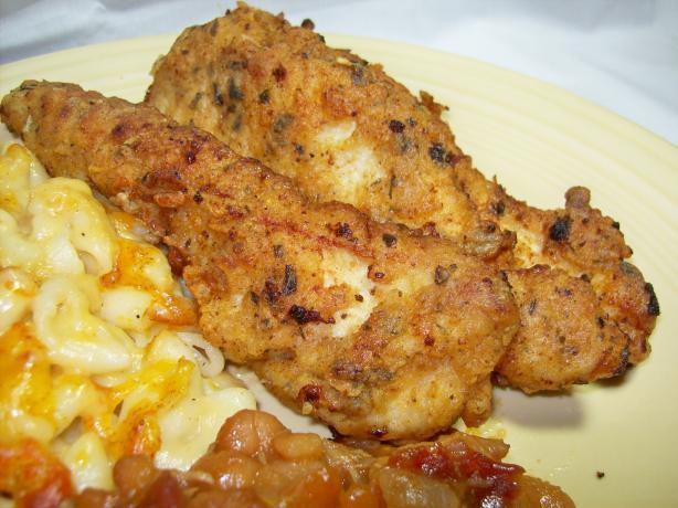 Grandma's Southern Fried Chicken