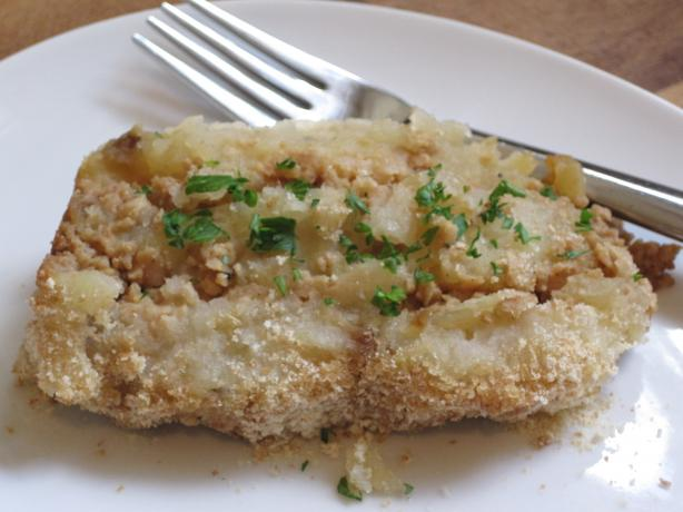 Jachtschotel (Meat and potato casserole)