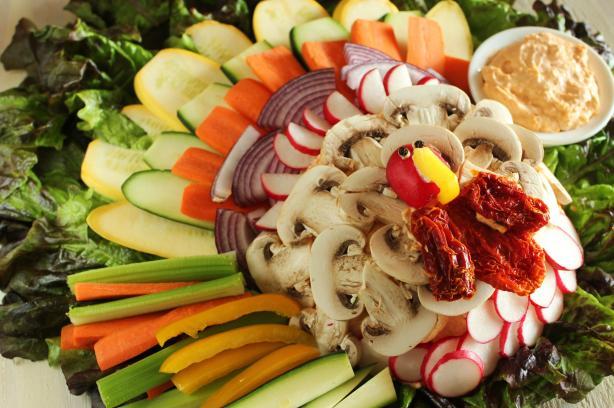Turkey Appetizer