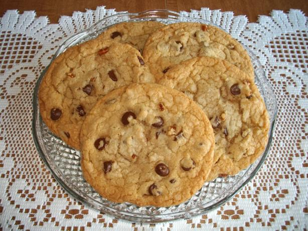 Kittencal's Jumbo Chewy Bakery-Style Chocolate Chip Cookies
