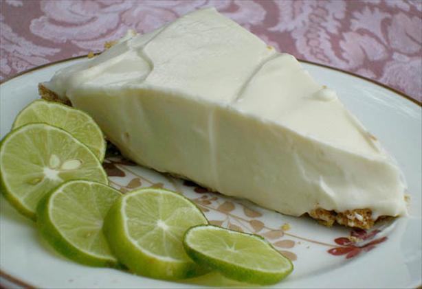 Monique's Quickest Key Lime Pie Recipe
