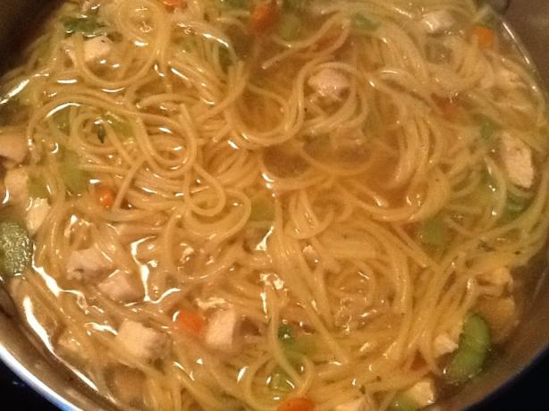Ww 2 Point Chicken Noodle Soup