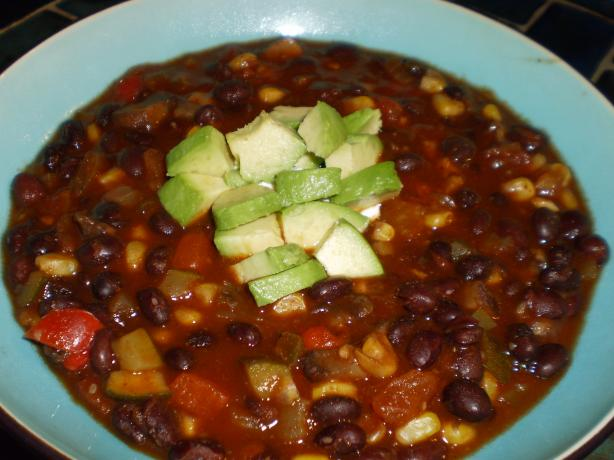 Vegetarian Chili(Emeril Lagasse)