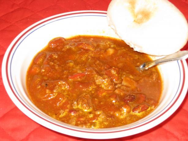 Buck'em-Off-Chili Con Carne
