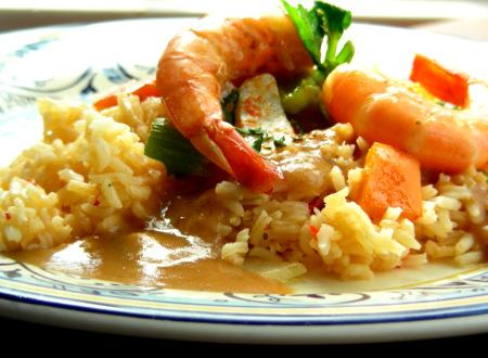 Heart Healthy Shrimp Gumbo With Cajun Spice Mix
