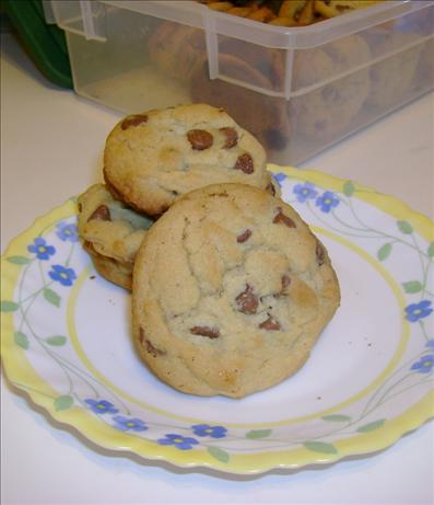 Easiest Stay Soft Chocolate Chip Cookies That Ship Well