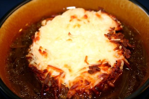 Patty's French Onion Soup