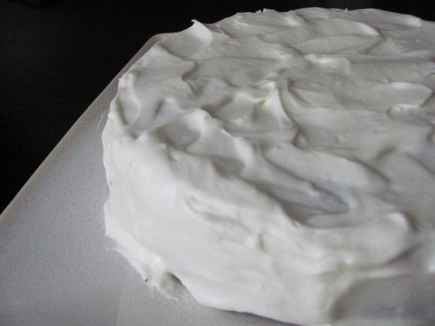 Banana Cake With Bourbon Cream Cheese Frosting