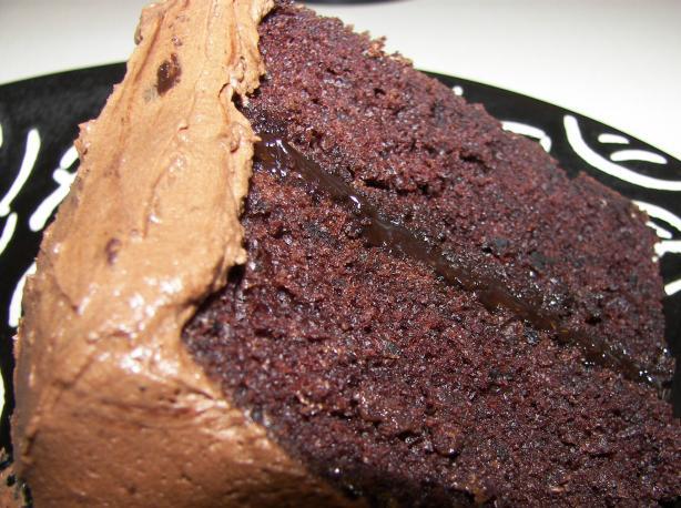 Best Ever Chocolate Cake - Recipe