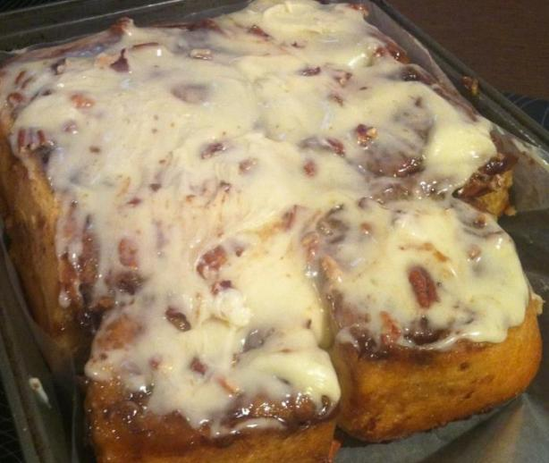 Eat Your Heart Out, Cinnabon: Cinnamon Rolls