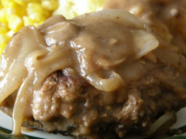 Kittencal's Salisbury Steak With Mushrooms and Onion Gravy