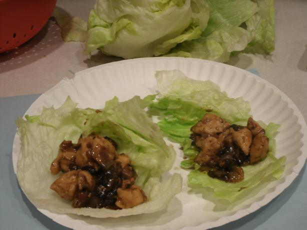 Chicken Lettuce Wraps Like Pf Changs - Copycat