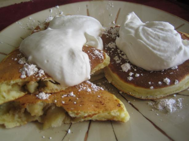 Ebelskiver (Spiced Apple-Filled Pancakes)